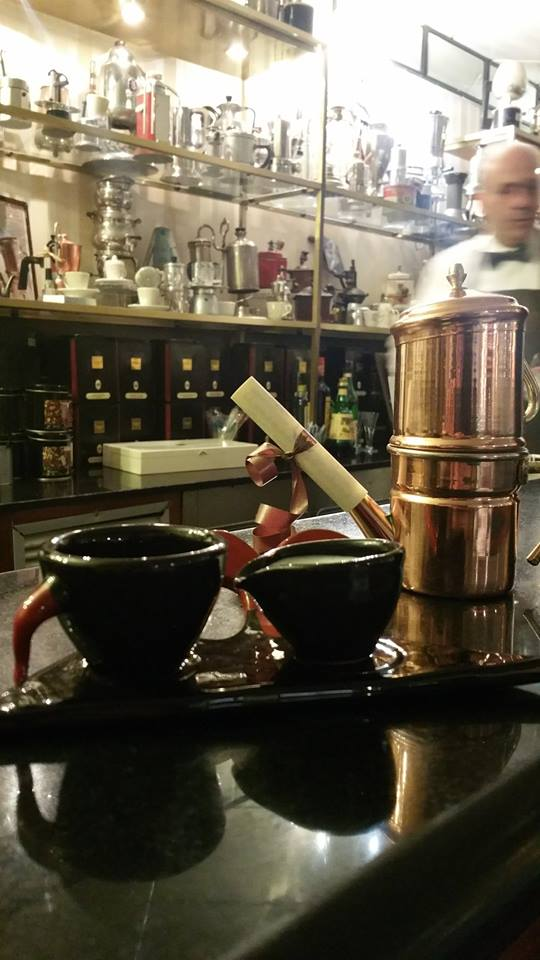 La Caffetteria a Napoli