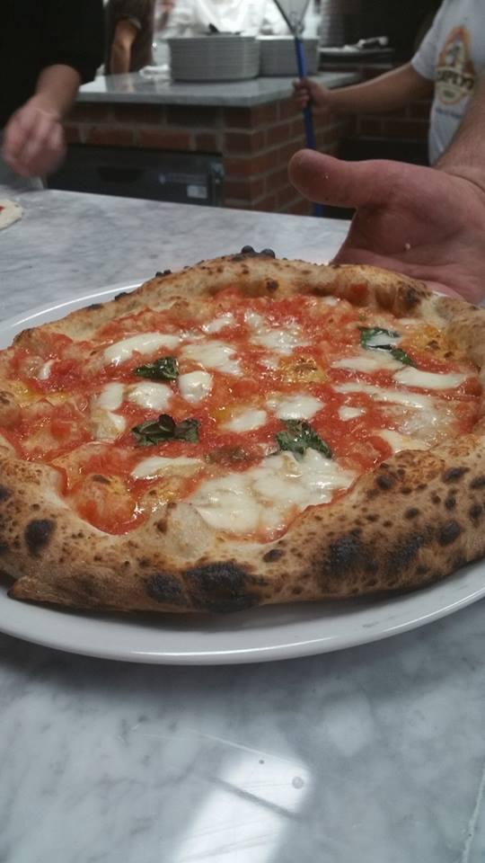 Caporuscio - Pizza margherita