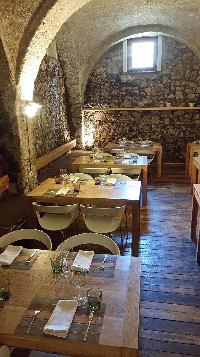 Casa del nonno 13 - Saletta Osteria