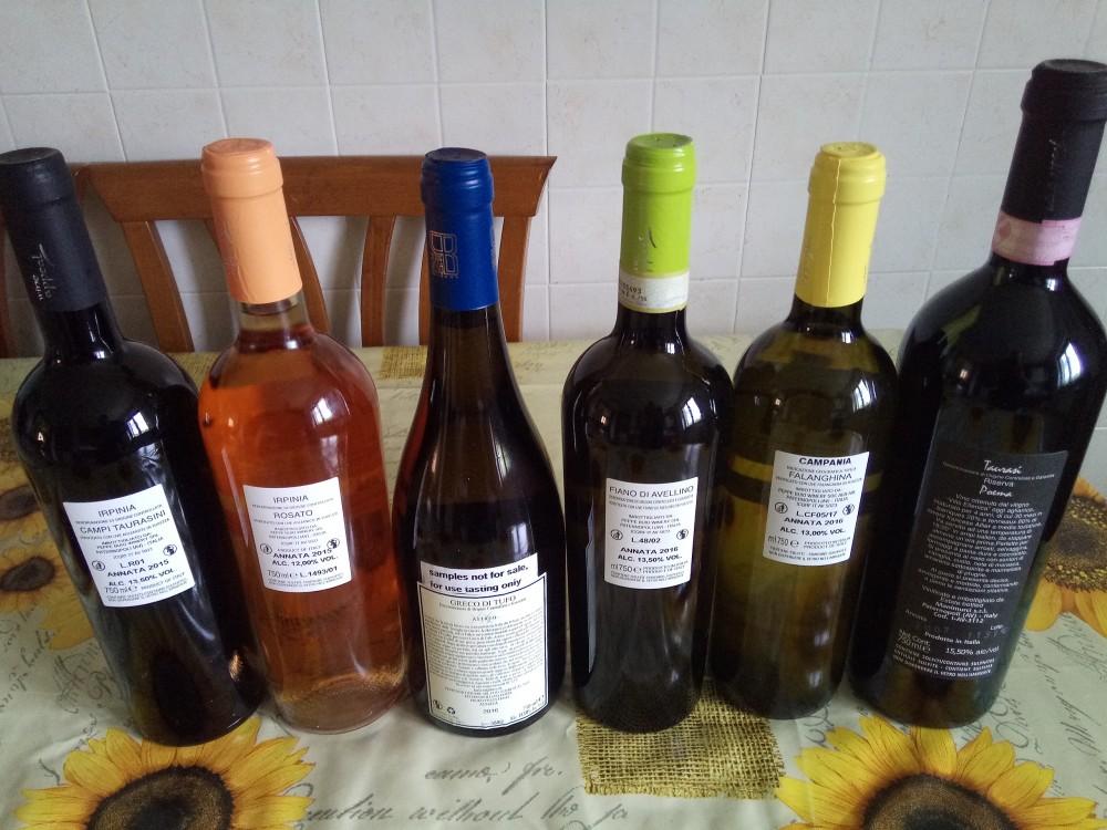 Controetichette vini di Manimurci