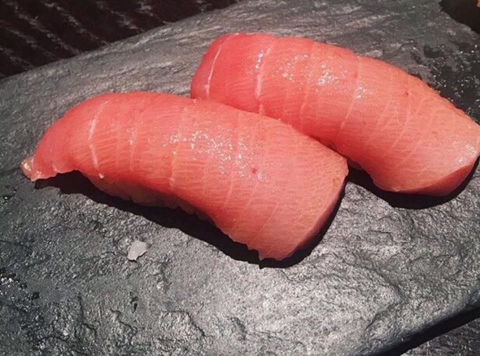 Dinings - Otoro Nigiri