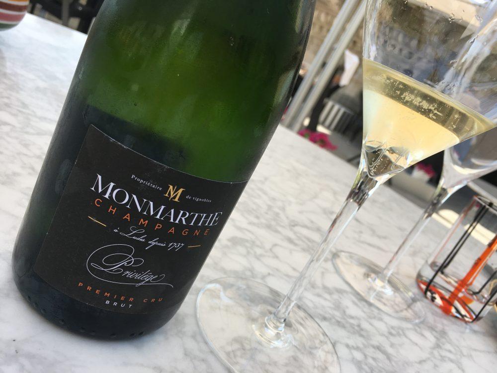 Felix Lo Basso, champagne Monmarte