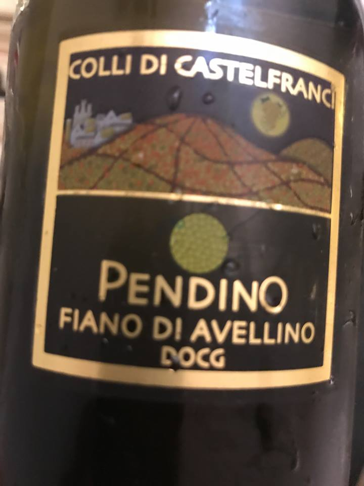Fiano Pendino 2009