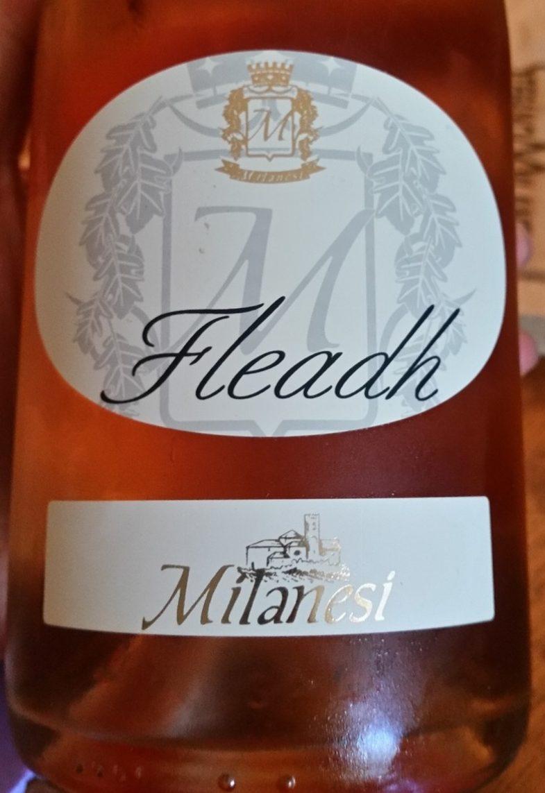 Fleadh Rose Extra-Brut 2010