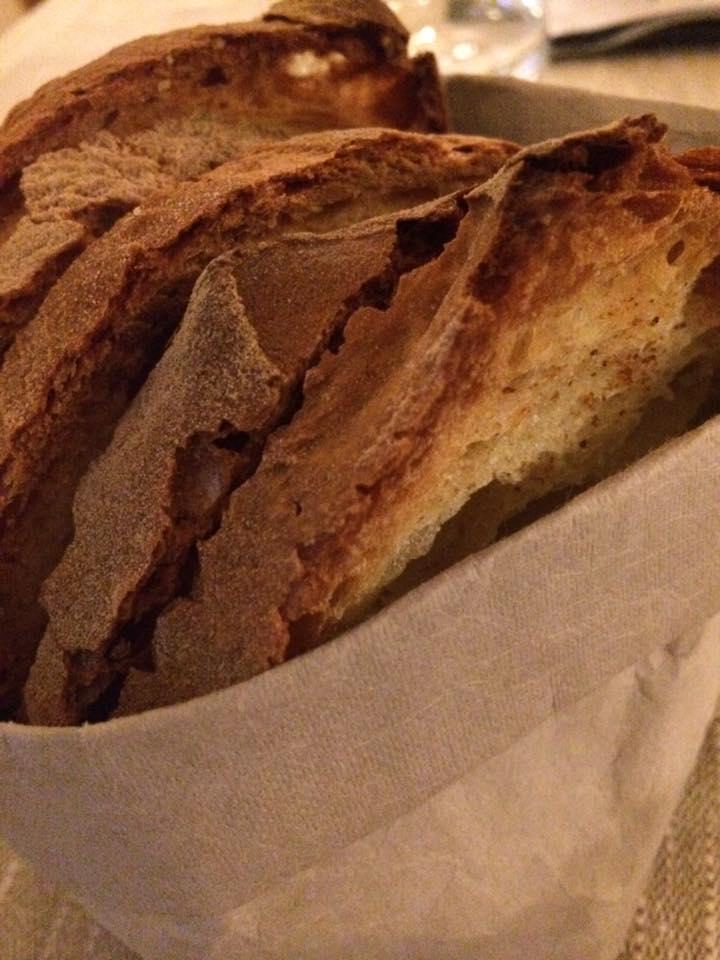 Gatta Buia, pane di Matera