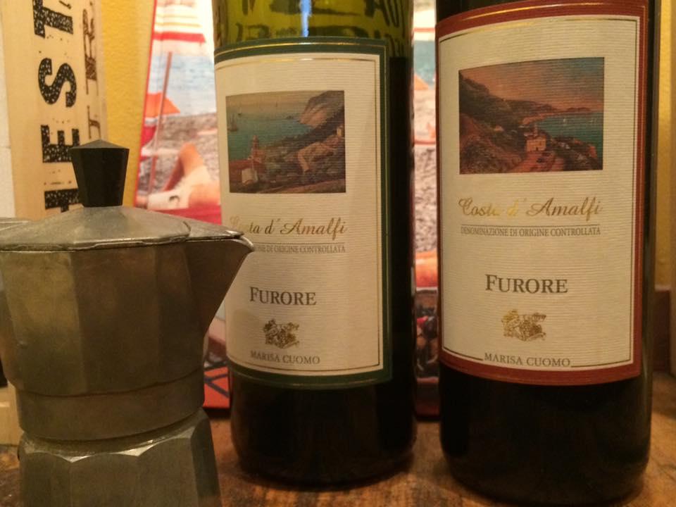 Il Riccio, i vini di Furore
