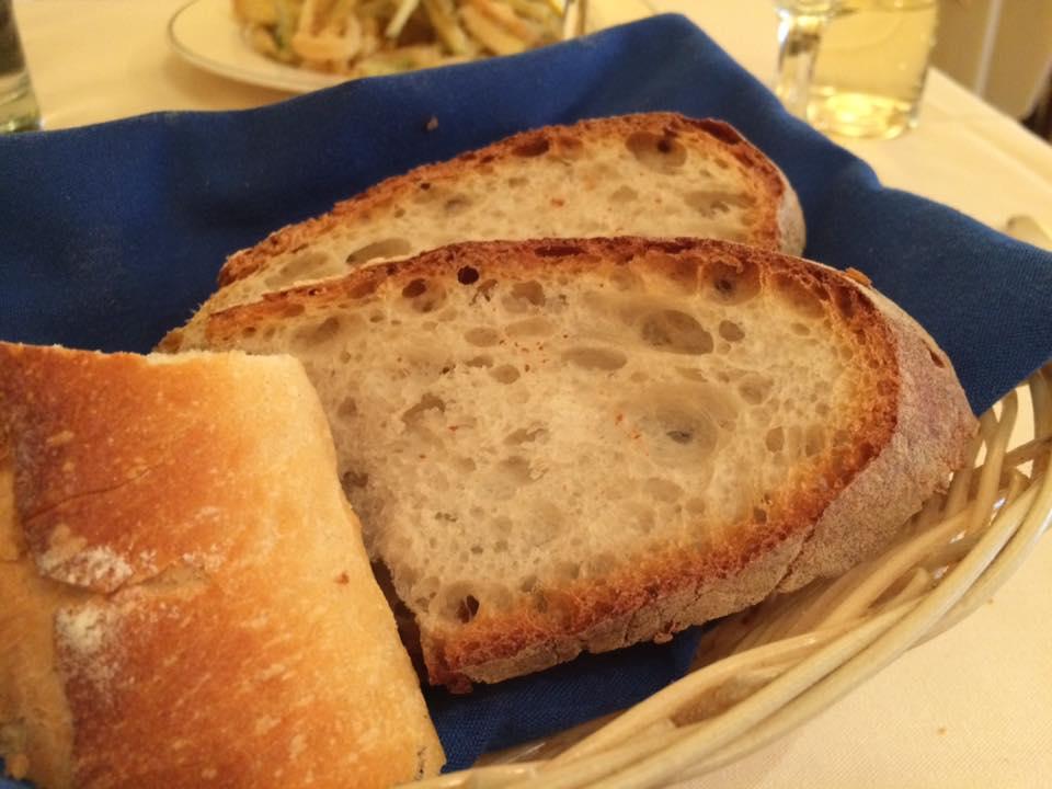 Il Riccio, il pane