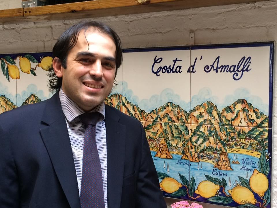 Il Riccio, il patron Gianni Ferraioli