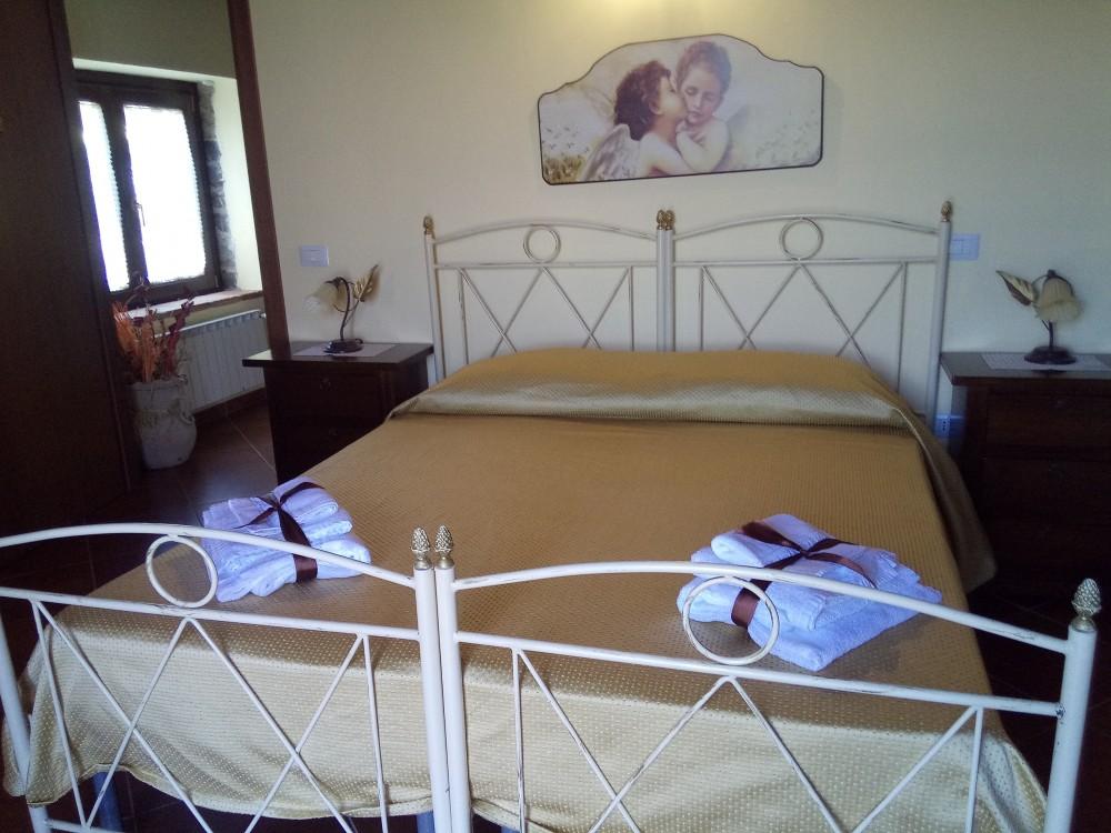 Il Vecchio Frantoio - Camera da letto