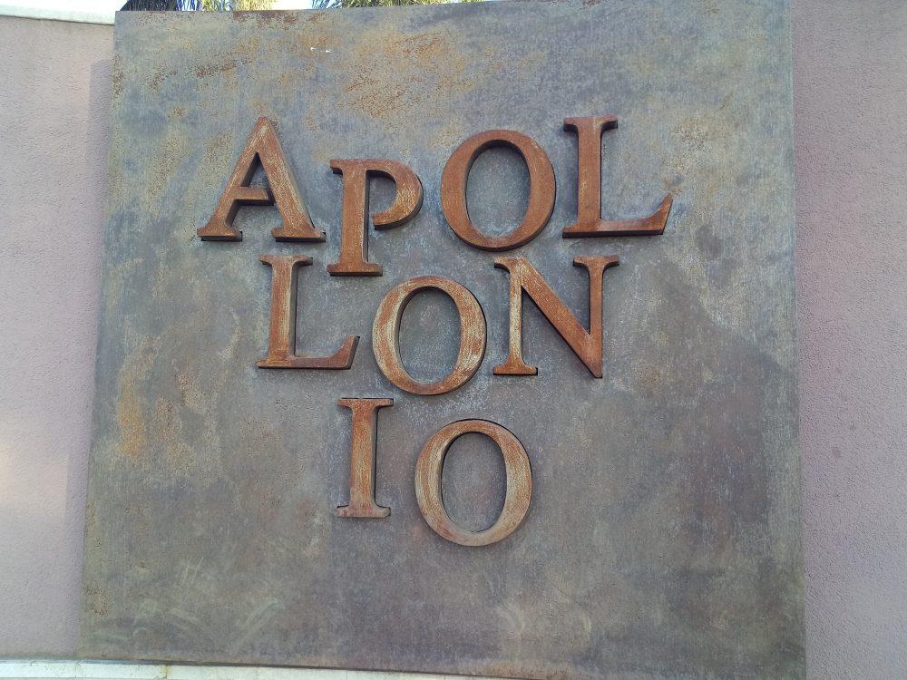 Insegna di Apollonio