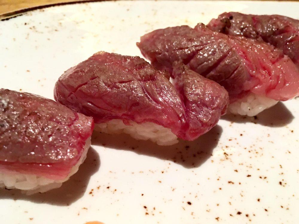 Jorudan Sushi, Nigiri Di Kobe