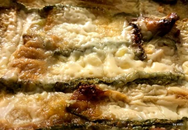 La Focaccia della Signora parmigiana di zucchine