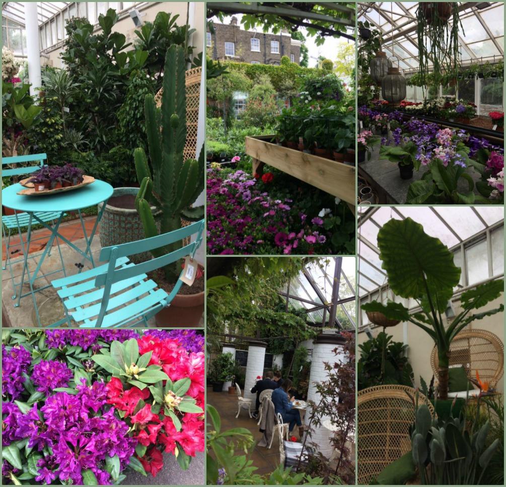 London, Clifton Nurseries