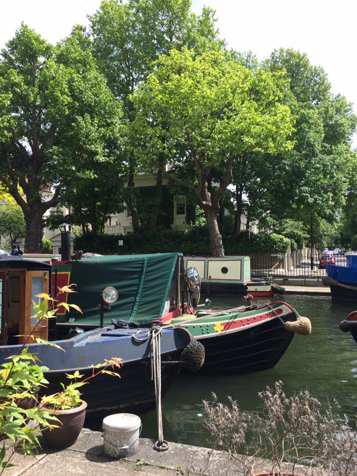London, uno scorcio di Little Venice