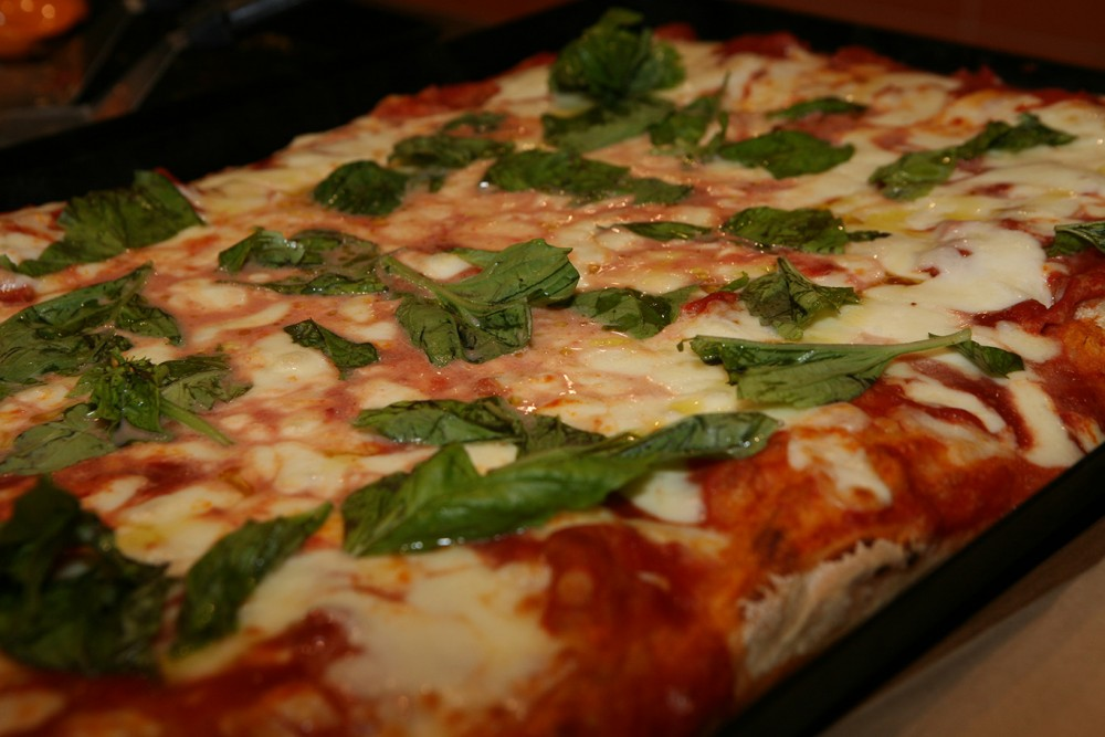 Pizza e panelle - Margherita