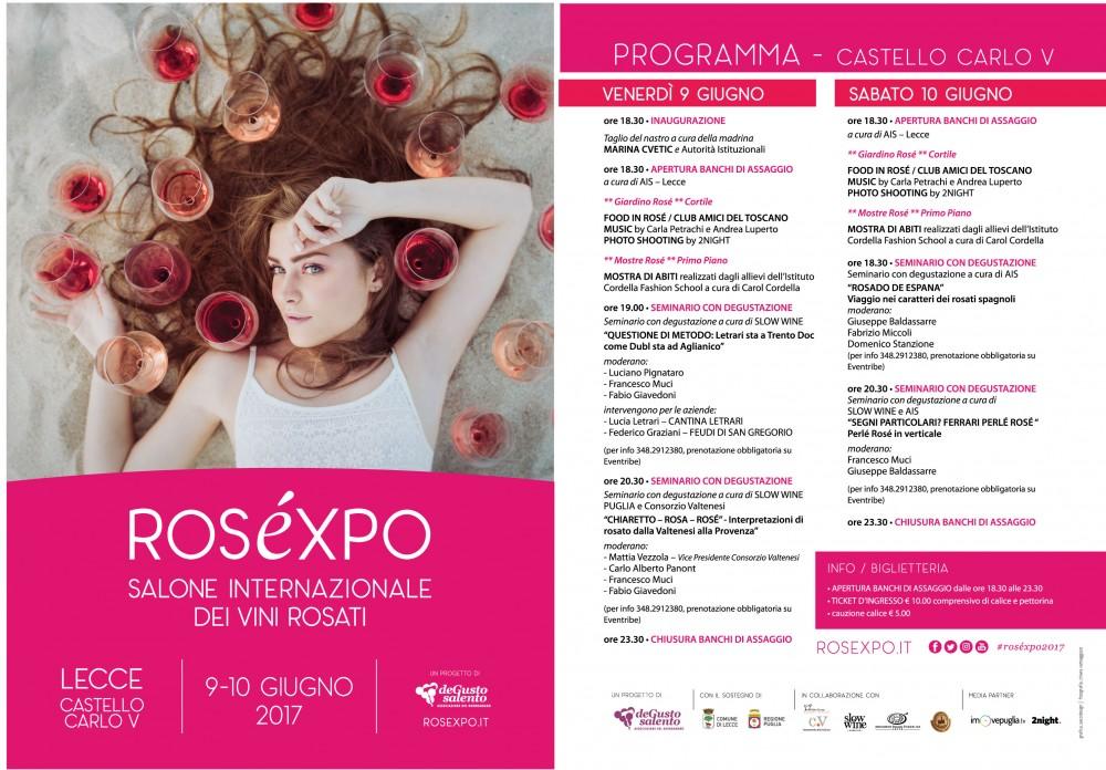 Programma rosexpo 2017