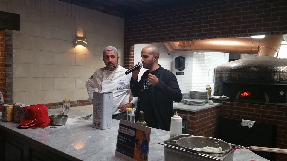 Paolo Vizzari modera Gaetano e Pasquale Torrente