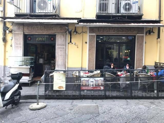 Pizzeria Capasso Napoli 1900
