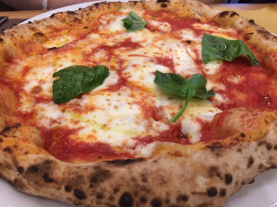 Pizzeria Madia, margherita