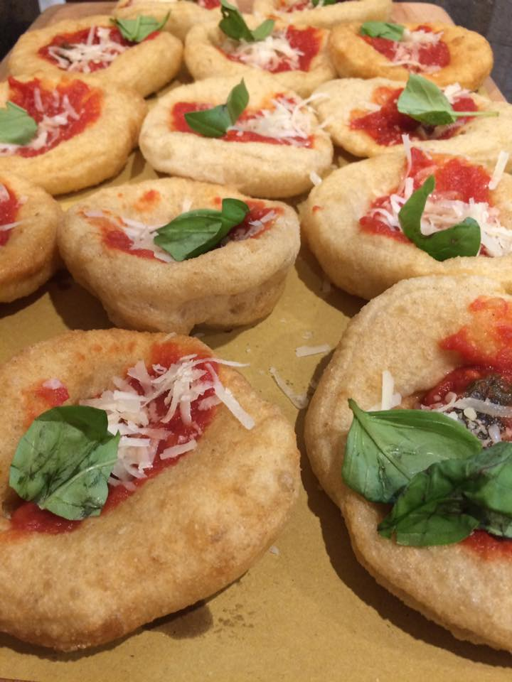 Pizzeria Madia, montanare