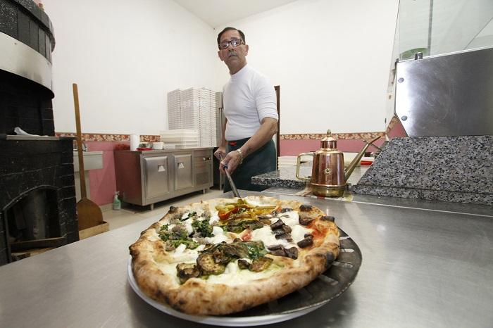 Pizzeria a do' cardinale