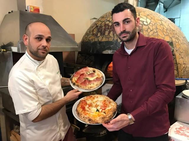 Pizzeria Capasso Vincenzo Paolo Capasso