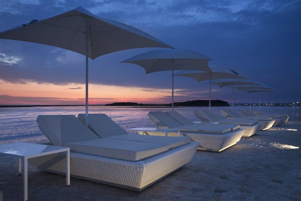 Porto Cesareo Isola beach