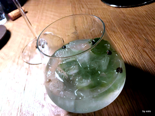 Roji Ginger beer Fever-tree Con lime bacca di ginepro e menta