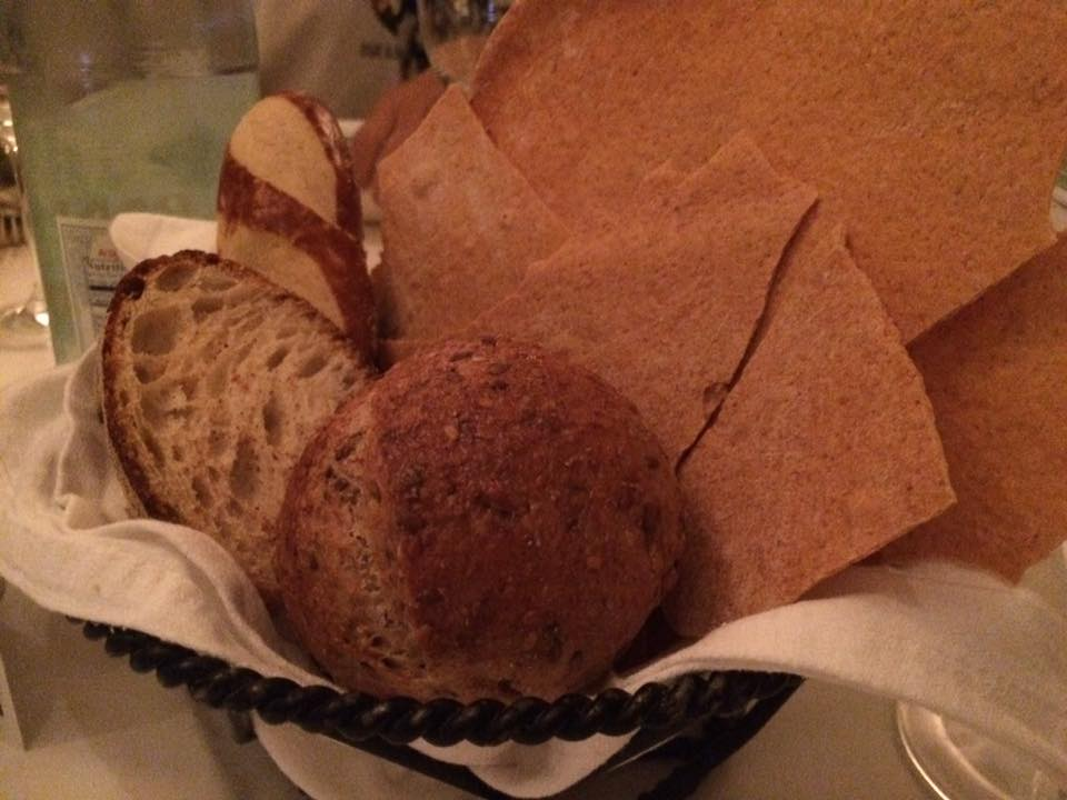 Smith & Wollensky, il pane