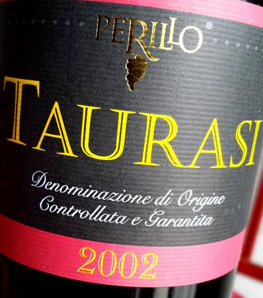 Taurasi 2002, Perillo