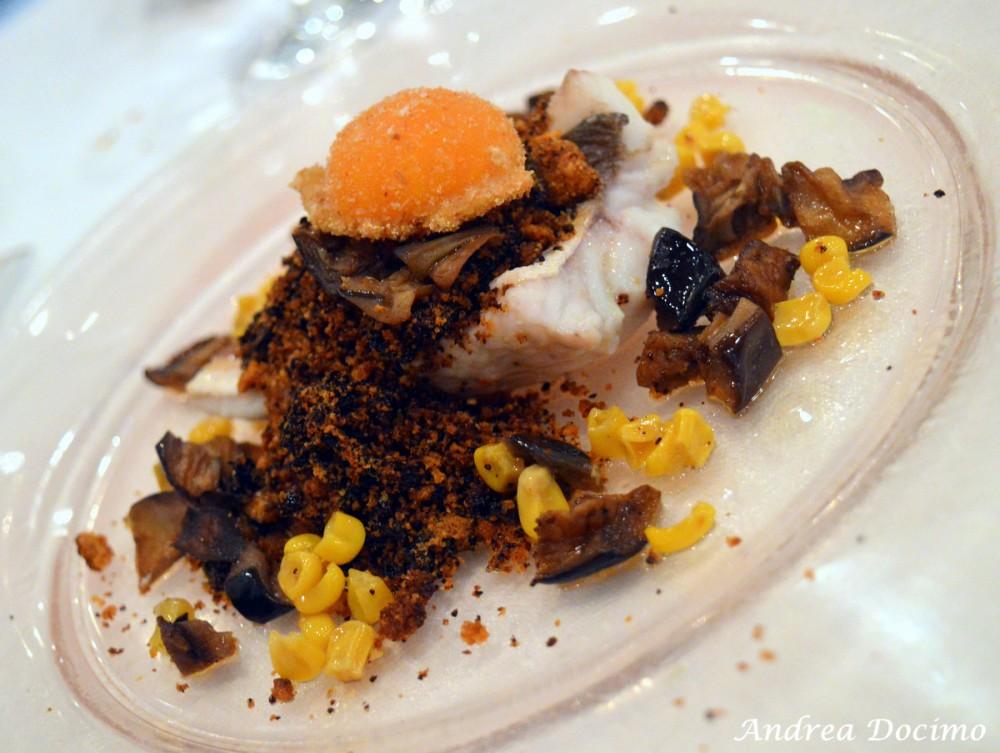 Taverna del Capitano a Marina del Cantone, Nerano NA. L'uovo... e la gallina