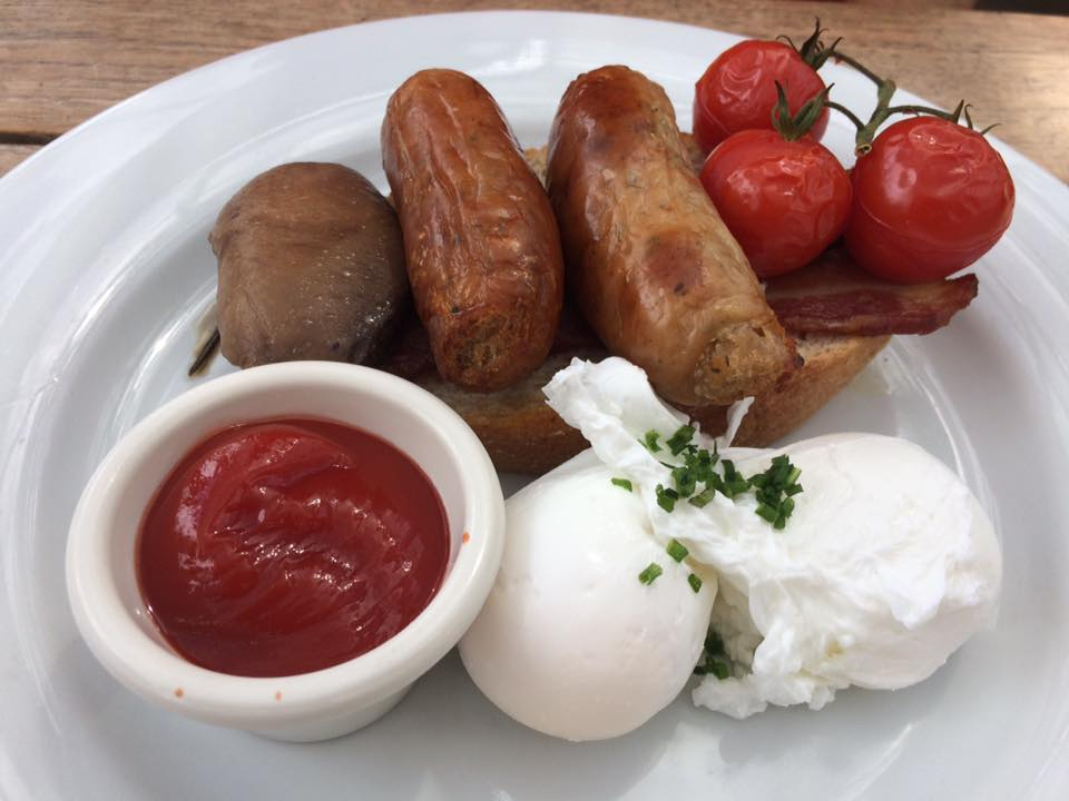 The Quince Tree, Full English Breakfast