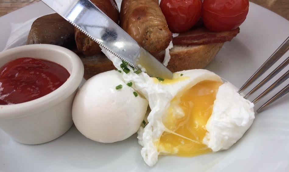 The Quince Tree, la colazione inglese