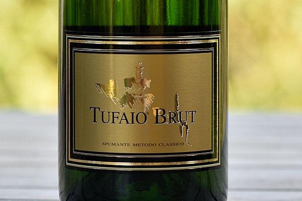 Tufaio Brut Pas Dose' 2013 Cantina del Tufaio