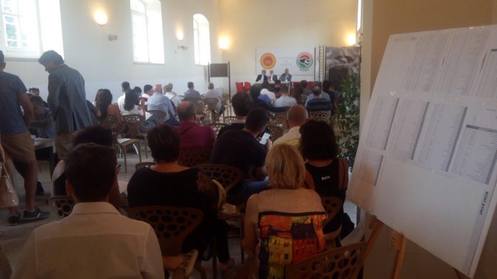 Assemblea voto - Consorzio Mozzarella