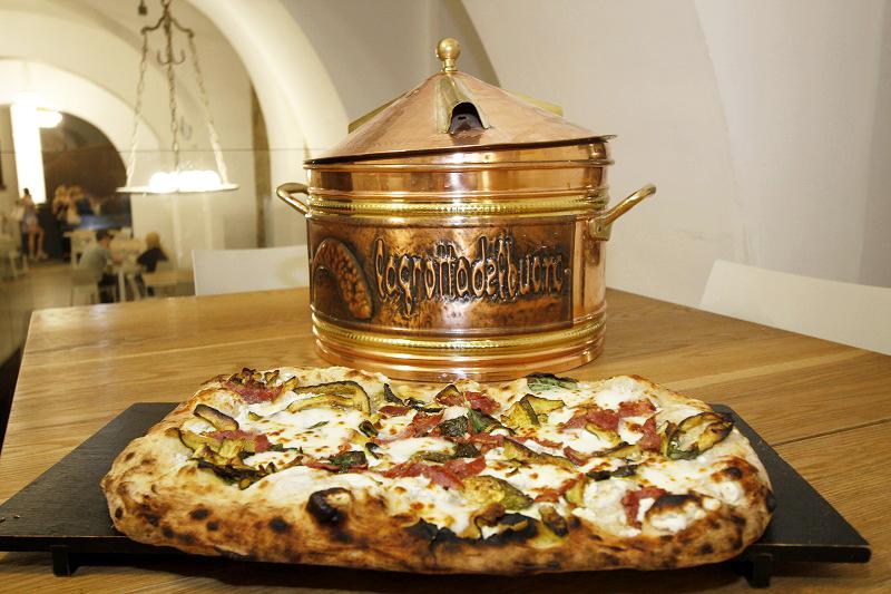 Pizzeria, la grotta del buono