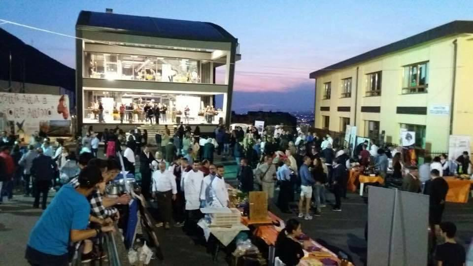 Festa in Condotta  - La location