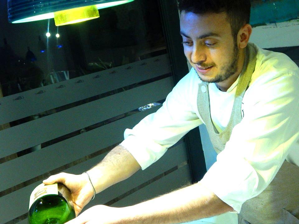 lo chef Mirko Balzano