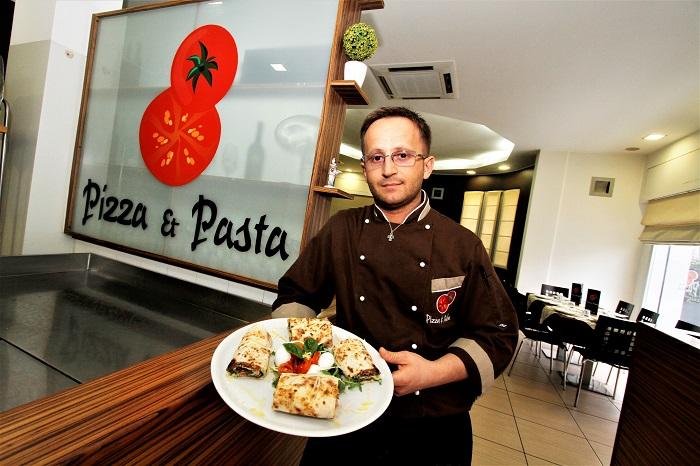 Pizzeria - Pizza e Pasta