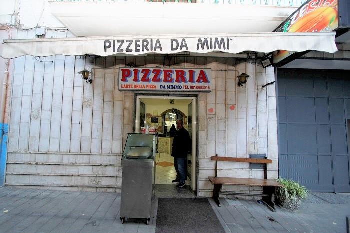 Pizzeria Da Mimi'