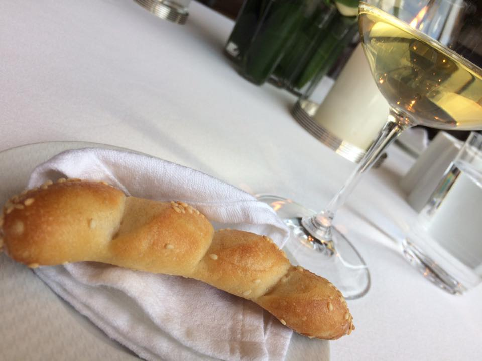 Per Se, il pane