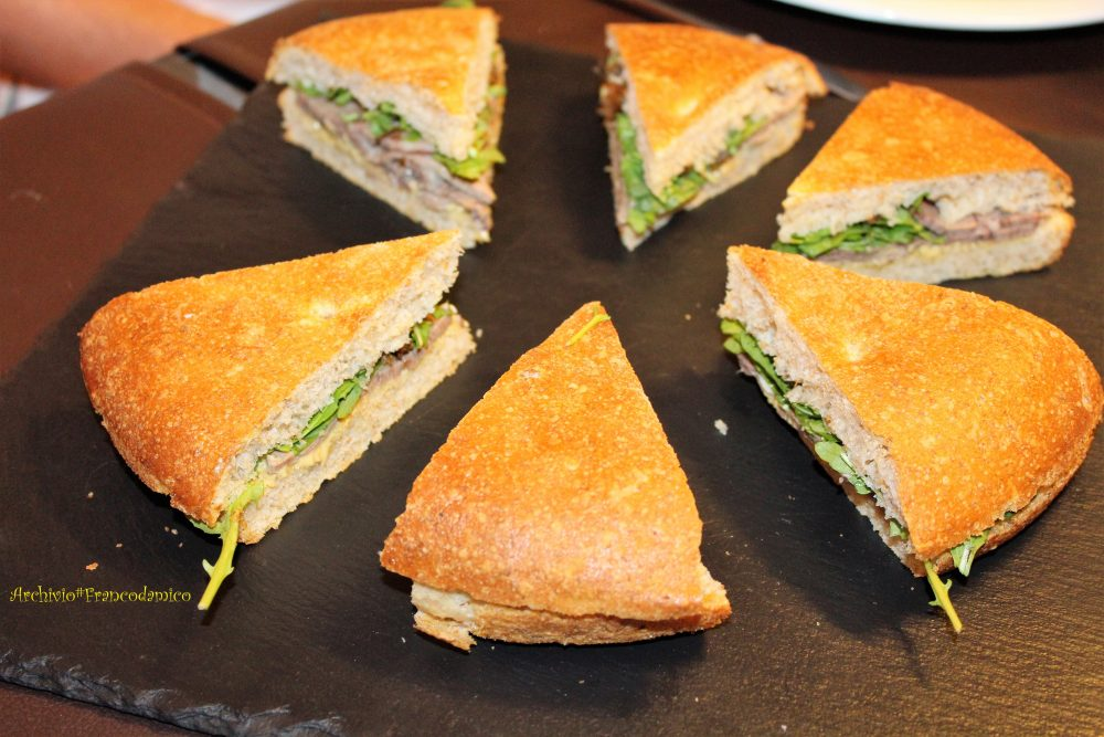 Percorsi di Gusto AQ – Lingua tonnata e pan brioches