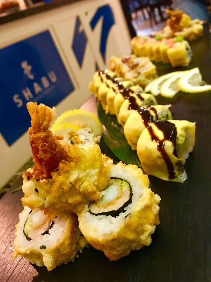 Shabu - Sushi