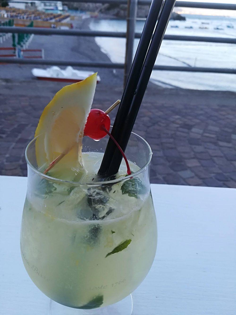 Acqua Pazza - Il cocktail Erchie Soul