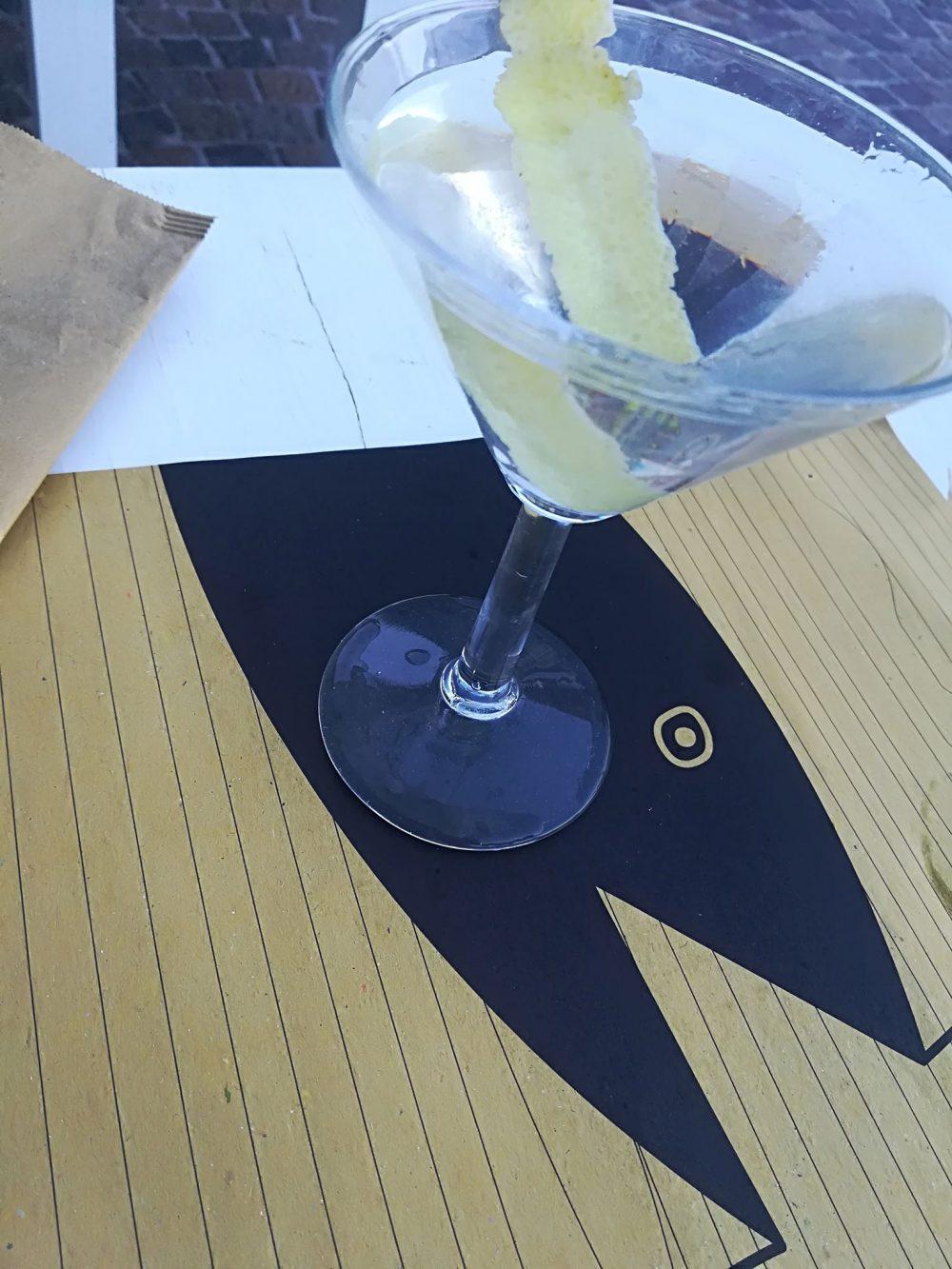 Acqua Pazza - Il Garum Martini