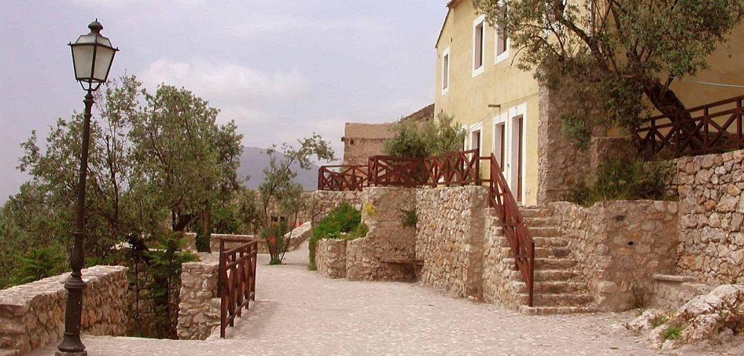 Il Borgo di Terravecchia a Giffoni Valle Piana