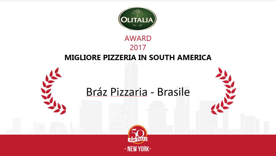 Migliore pizzeria del South America