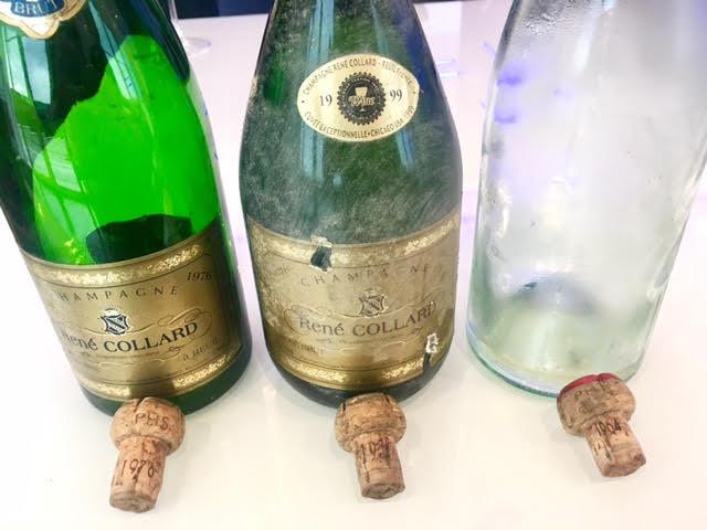 Champagne Rene' Collard