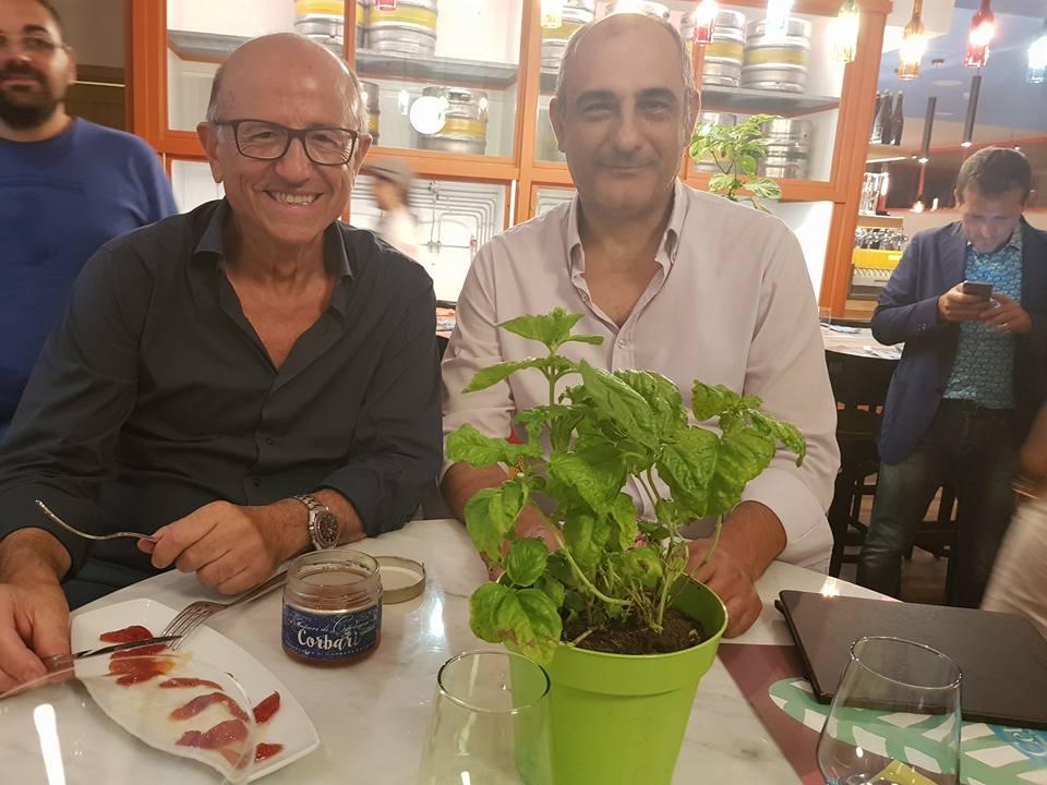 Giuseppe Acciaio e Carlo D'Amato - Capperi Che Pizza