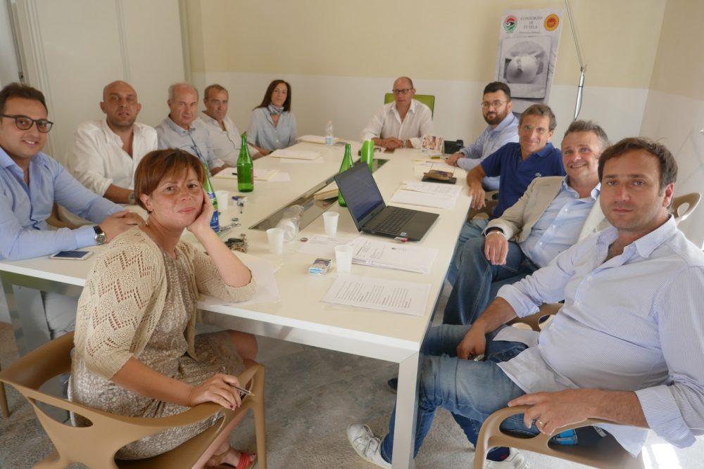 Consiglio di amministrazione Consorzio di Tutela della Mozzarella di Bufala Campana Dop